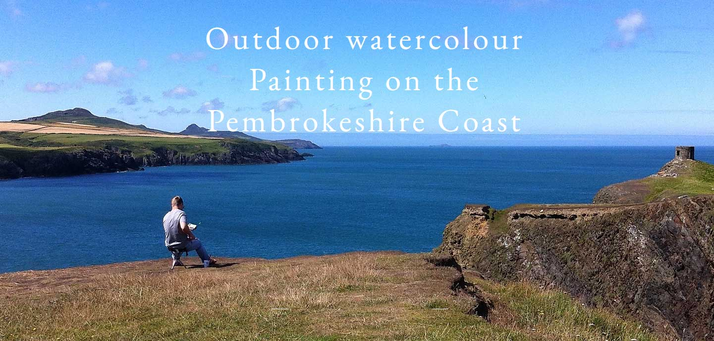 Art on the Pembs Coast