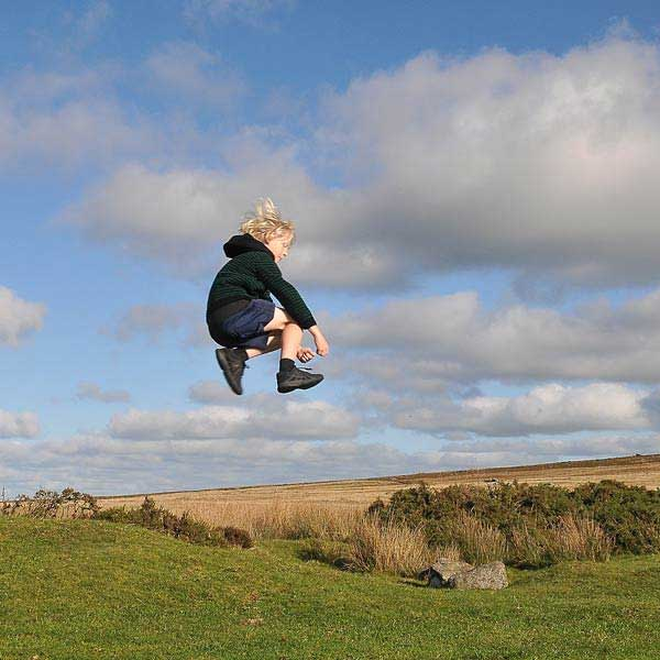 Jumping into Pembrokeshire