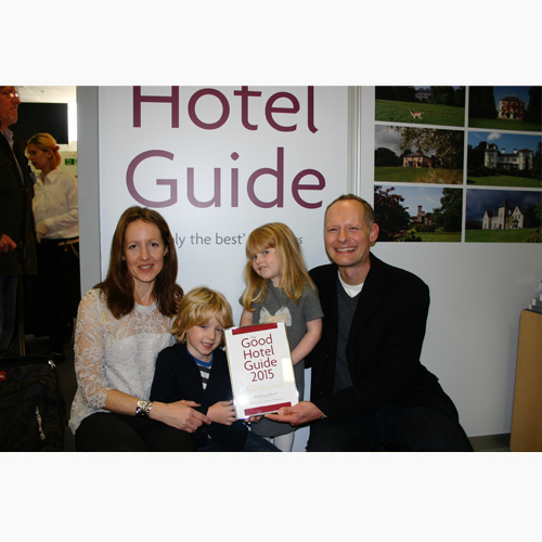 Good Hotel Guide winners 2015